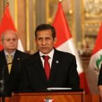 Humala: La Yarada-Los Palos es un legítimo anhelo de Tacna
