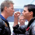 Top Gun 2 con Tom Cruise y Val Kilmer de vuelta