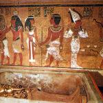 Tumba del faraón Tutankamón tendría una cámara secreta