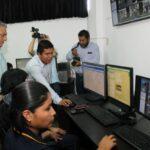 Trujillo: Instalan cinco cámaras de videovigilancia