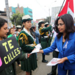 #25N: Reglamentarán ley para erradicar violencia contra la mujer