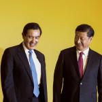 China y Taiwán hacen historia con su primera cumbre en 66 años