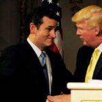 EEUU: Ted Cruz a solo cuatro puntos de Donald Trump