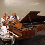 ABBA: Subastan piano con el que compuso sus exitosos temas