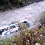 Áncash: Tres desaparecidos en accidente de tránsito