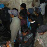 Huánuco: Minero muere sepultado dentro de una mina de oro
