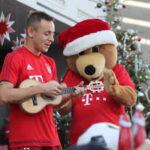 Así celebran la Navidad los equipos grandes de Europa