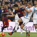 Liga BBVA: Barcelona empató 2-2 con el Deportivo La Coruña