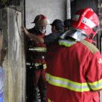 Navidad: Bomberos atendieron 512 emergencias en 48 horas
