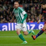 Liga BBVA: Barcelona golea 4-0 al Betis y acaba el 2015 de líder