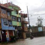 Cajamarca: Lluvia y granizo alarman a la población
