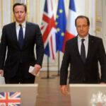Hollande y Cameron reforzarán cooperación en lucha contra el Estado Islámico