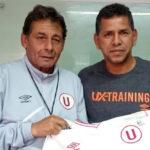 Universitario: El 'Puma' Carranza es el asistente de Roberto Challe