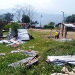 Huancavelica: Fuertes vientos dejan sin techo a viviendas