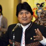 Evo Morales pide que contrato de gas sea respetado por Macri