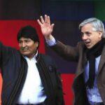 """Evo Morales: """"En la política solo hay izquierda o derecha"""""""