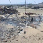 Chimbote: Incendio destruye 25 viviendas