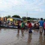 Inundaciones en la selva deja 2,000 familias afectadas