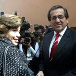 Lourdes Flores: Primera vicepresidencia en la plancha de Alan García
