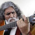Guitarrista Manuelcha Prado será condecorado por la OEA