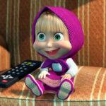 YouTube: Capítulo de Masha y el Oso alcanza 1,000 millones de visitas
