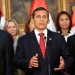 Humala anuncia ratificación de tratado de extradición con Francia