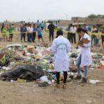 Chimbote: Hallan a reciclador muerto en basural