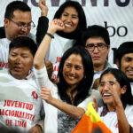 Nadine: Plancha nacionalista busca mantener legado del gobierno