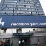 ONPE: El 5 de febrero vence plazo para entregar informe financiero
