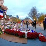 Ollanta Humala rinde homenaje a víctimas de atentados en París