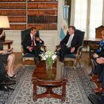 Perú y Argentina darán nuevo impulso a relación bilateral