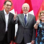 PPK: Martín Vizcarra y Mercedes Aráoz en plancha presidencial