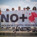 """México: Unión Europea expresa """"grave preocupación"""" por asesinatos de periodistas"""