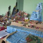 Trujillo: Decomisan 1.5 toneladas de pirotécnicos