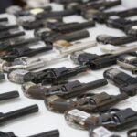 Cárcel efectiva a quienes usen un arma de fuego sin autorización