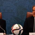 FIFA: Blatter y Platini expulsados 8 años por el Comité de Ética