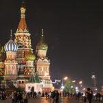 Rusia: Plaza Roja fue cerrada al público por llegada delAño Nuevo
