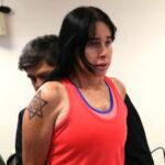 Silvana Buscaglia es internada en penal de Chorrillos