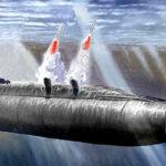 Alta precisión de misiles lanzados desde submarino ruso contra EI