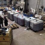 Hallan cocaína en armas enviadas por Chile a Suiza