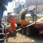 Trujillo: Impiden venta ilegal de 150 TM de arroz