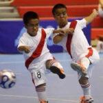 Perú cae 4-3 ante Argentina en fútbol sala de talla baja