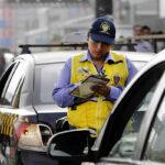 Javier Prado: Capturan a 50 vehículos que hacían  taxi colectivo