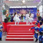 Navidad: Conoce la 'Villa de Papá Noel' en Plaza Norte