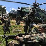 Vraem: Enfrentamiento entre FFAA y presuntos terroristas
