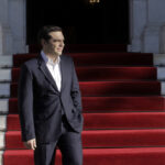 Tsipras admite que tardará reconocimiento oficial de Palestina