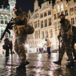 Bélgica decreta nivel 4 de alerta terrorista al interceptar mensajes