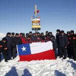 Chile: Ministro de Defensa valora presencia de soberanía en Antártida