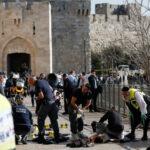 Jerusalén: Ataques palestinos dejan dos israelíes muertos