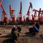 OPEP: Crudo a menos de 38 dólares por primera vez desde 2008